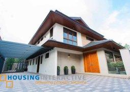 Fully Furnished 4-Bedroom Mansion for Sale in San Juan City
