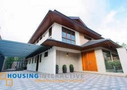 Fully Furnished 4-Bedroom Mansion for Sale in San Juan City