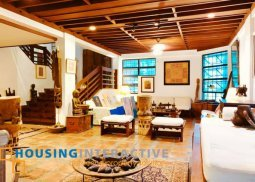 Fully Furnished 4-Story, 3-Bedroom House for Sale in Ayala Alabang Village
