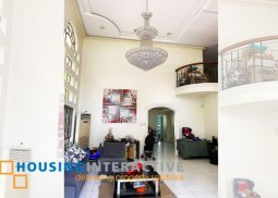 Semi-Furnished 5-Bedroom Grand House for Sale in Ayala Alabang Village