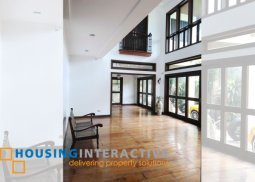 Semi-Furnished 4-Bedroom House for Sale or Rent in Marikina