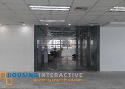 Semi-Fitted Office Space for lease in Makati