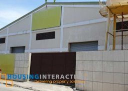 Warehouse for lease in Taguig