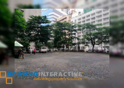 Spacious Lot for Sale in Makati