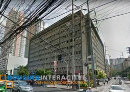 Warm-Shell 10-Story Building for Sale in Makati