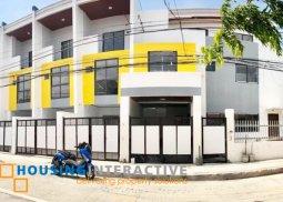 Brand New 3-Bedroom Townhouses for Sale in San Antonio Village