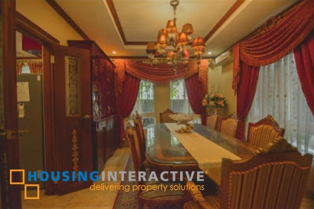 Fully Furnished 3-Bedroom House for Sale in Muntinlupa
