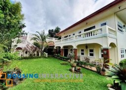 Fully Furnished 2-House Villa for Sale in Lipa