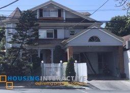 Unfurnished 3BR House and Lot for Sale at Alabang Hills Village