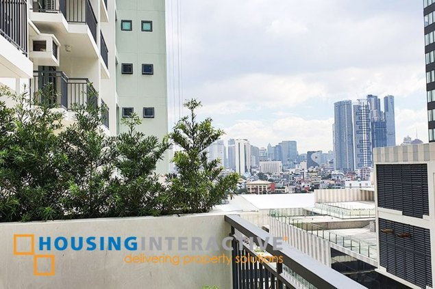 Fully furnished 2Bedroom unit for sale at Solstice Tower