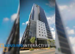 Warm shell office space for lease in BGC