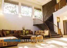 Semi-Furnished 3-Bedroom Modern House for Sale in Magallanes Village