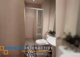 Fully furnished 1 br unit for sale at Gramercy Residences  Makati