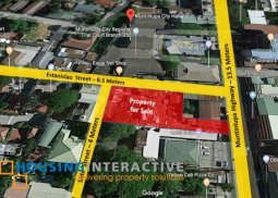 COMMERCIAL/WAREHOUSING LOT IN MUNTINLUPA CITY