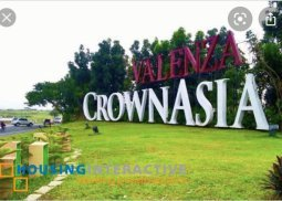 VACANT LOT FOR SALE IN CROWN ASIA NUVALI