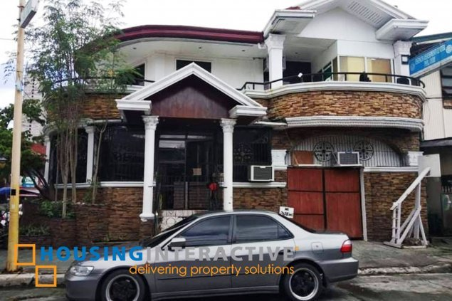 Semi-Furnished 5-Bedroom House/Staff House for Sale in Makati