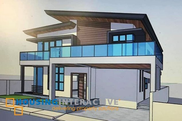 Brand New 4-Bedroom House for Sale in Quezon City