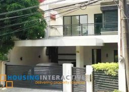 Semi-Furnished 3-Bedroom House for Sale in Las Piñas