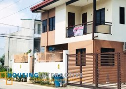 Semi-Furnished 3-Bedroom House for Sale in Parañaque