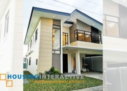 Bare 4-Bedroom House for Sale in Nuvali