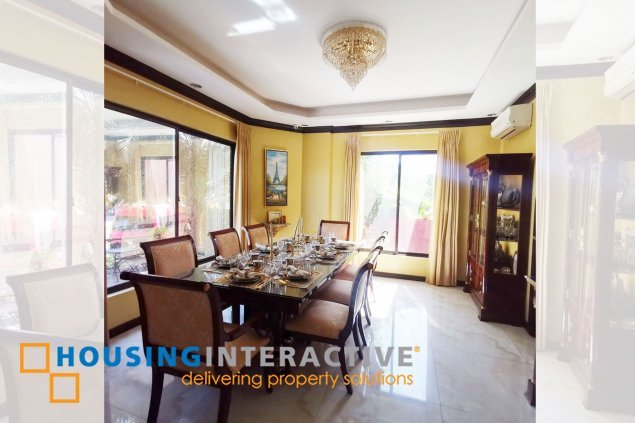 Fully Furnished 8-Bedroom Mansion for Sale in Portofino South