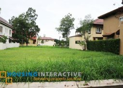 Spacious Lot for Sale in Portofino Heights