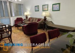 Fully furnished 2 br apartment for rent at Nobel Plaza Makati