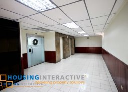 Bare Shell Office Space for rent Along Buendia Ave., Makati