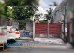VACANT LOT FOR SALE IN PASAY CITY