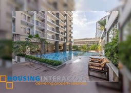 Semi Furnished 1BR unit for rent at Breeze Residences Pasay City