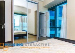 FULLY FURNISHED 1BR FOR LEASE IN 8 FORBESTOWN ROAD BGC