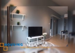 FULLY FURNISHED 2BR UNIT FOR SALE IN THE GROVE BY ROCKWELL PASIG