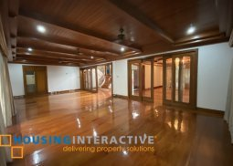 HOUSE AND LOT FOR RENT IN GREENMEADOWS VILLAGE QUEZON CITY