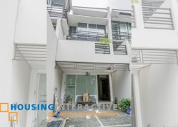 SEMI-FURNISHED 3-STORY, 4-BEDROOM HOUSE FOR SALE IN PASIG