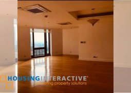 BARE 3-BEDROOM UNIT FOR SALE OR RENT IN ESSENSA