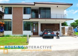 Unfurnished 4Bedroom House for sale in Muntinlupa City