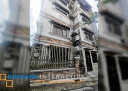 SEMI-FURNISHED 4-STORY, 7-UNIT APARTMENT FOR SALE IN MAKATI