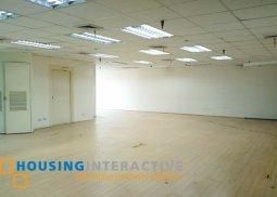 Office Space for lease along Salcedo Village