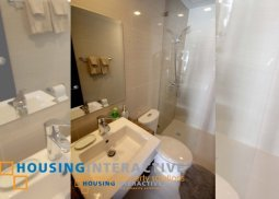 Posh studio unit for rent at Paseo Heights Makati
