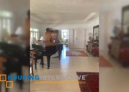 Fully furnished 4Bedroom House for sale in Muntinlupa City
