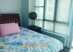 FULLY FURNISHED 1-BEDROOM UNIT FOR RENT IN THE GRAND MIDORI