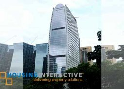 Bare -Shell Office Space for Rent in BGC