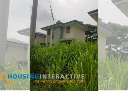 BARE 2-BEDROOM HOUSE FOR SALE IN AVIDA PARKWAY SETTINGS