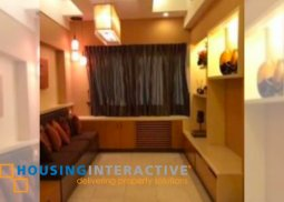 FULLY FURNISHED 1-BEDROOM UNIT FOR RENT IN FAIRWAYS TOWER
