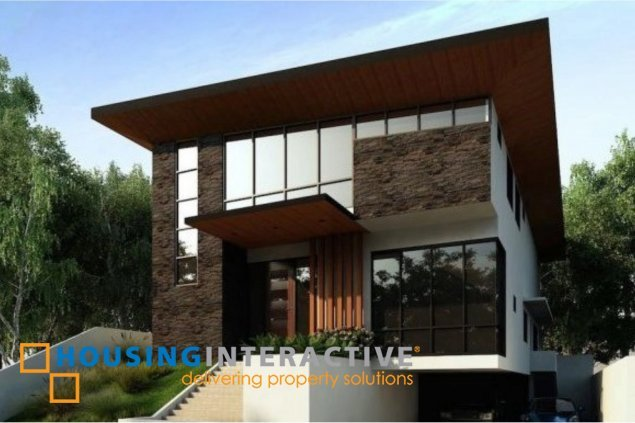 SEMI-FURNISHED 5-BEDROOM GRAND HOUSE FOR PRE-SALE IN AYALA ALABANG VILLAGE