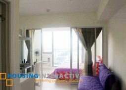Simple studio condo unit for rent at Azure Urban Resorts Paranaque