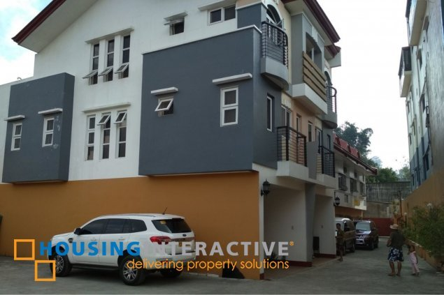 8-UNIT TOWNHOUSE COMPOUND FOR SALE IN BAGUIO