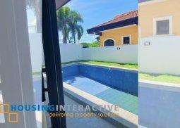 BARE 6-BEDROOM HOUSE FOR SALE IN PORTOFINO SOUTH