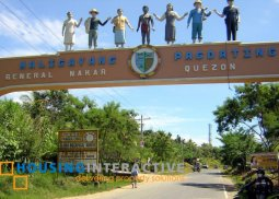 BEACH FRONT FOR SALE IN QUEZON PROVINCE