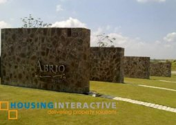 SPACIOUS LOT FOR SALE IN ABRIO